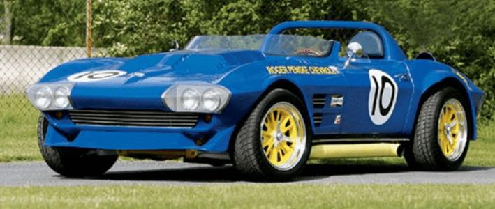 "1963 Corvette Grand Sport ""Grand Sport #001"