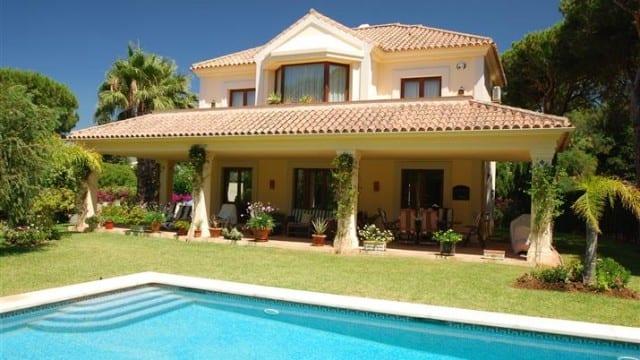 Marbella East Luxury villa for sale