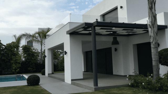 New Golden Mile new modern Beachside villa