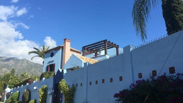 Family villa near Marbella town & Puerto Banus