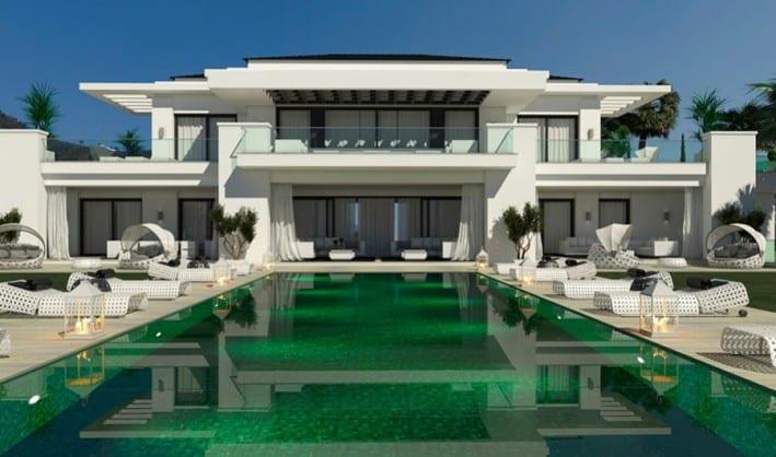 Marbella luxury villas short term villa rental rent a villa for commercials