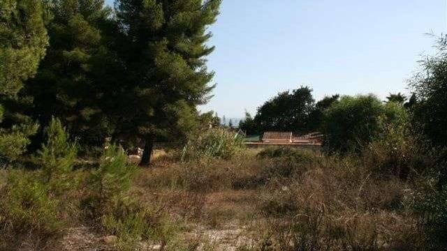 Marbella hillside.2 building plots with sea views for sale