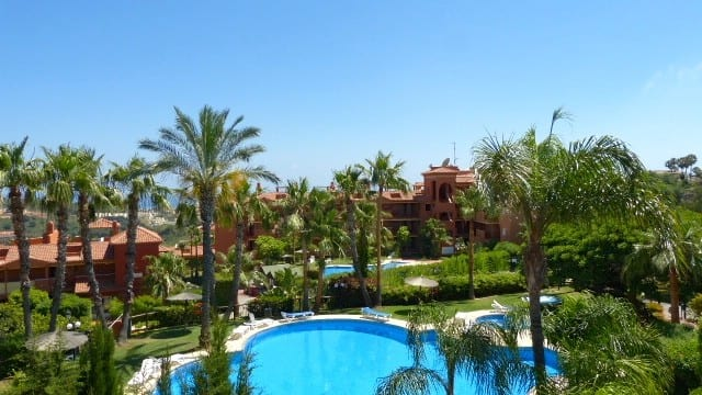 Marbella east duplex Penthouse for sale