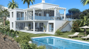 Benahavis modern villa for sale