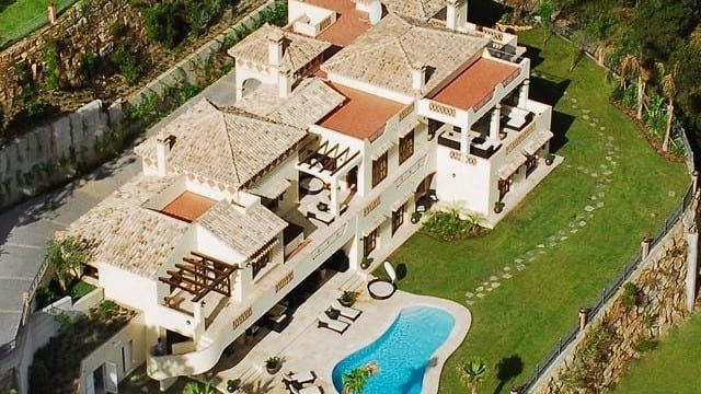 El Madroñal 7 bedroom Mansion for sale & rent