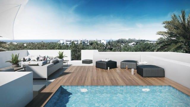 New Golden Mile 18 modern villas