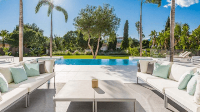 SOLD Nueva Andalucia – Marbella.Modern villa for sale