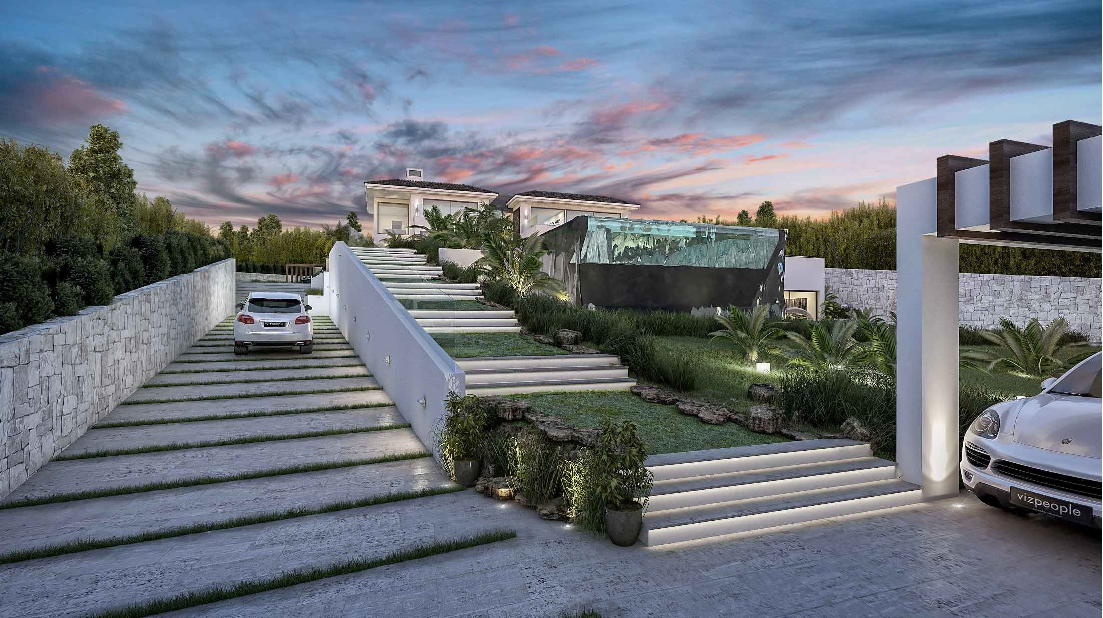 Nueva Andalucia Amazing Modern Villa