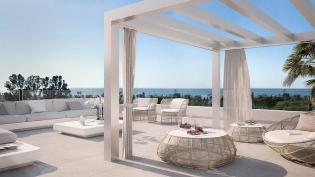 63 contemporary style 2, 3 and 4 bedroom apartments and penthouses.