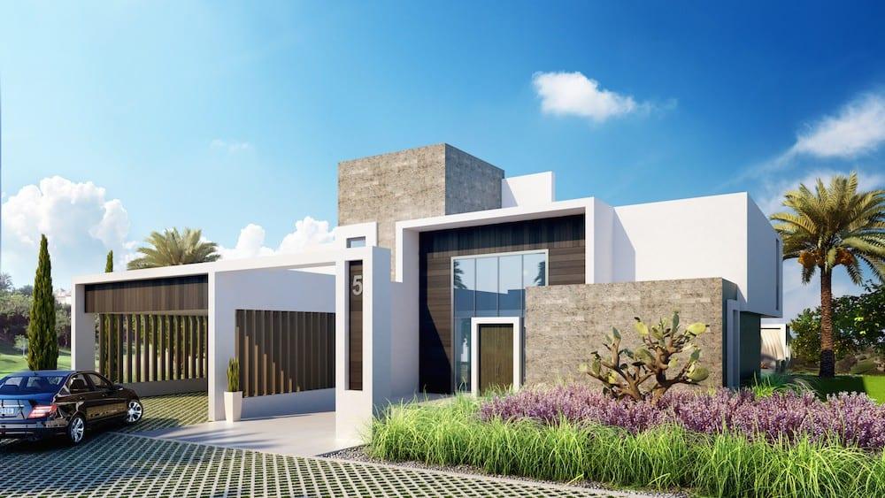 Marbella east off plan villas pick you own design for Design your own villa
