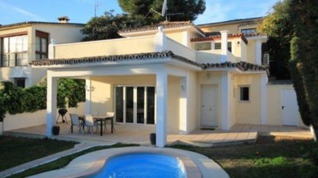 Nueva Andalucia Bargain villa