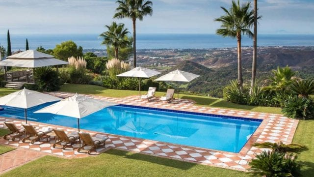 La Zagaleta quality villa with sea views for sale & rent