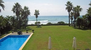 Marbella Beach Villa for sale & rent