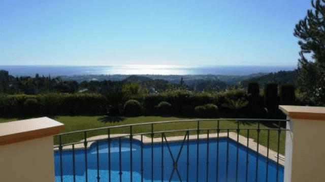 Reduced – La Zagaleta villa with panoramic sea views