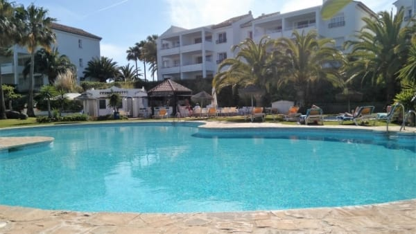 Mijas costa.Reduced perfect 3b holiday apartment near facilities