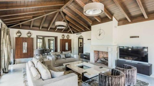 La Zagaleta villa perfect for entertainment