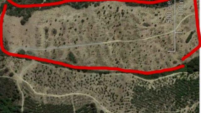 Gaucin hilltop finca 58 hectares
