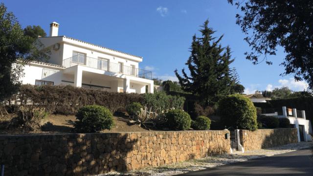 New Golden Mile reformed villa 1st line Golf