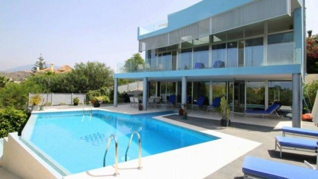 New Golden Mile modern villa for sale