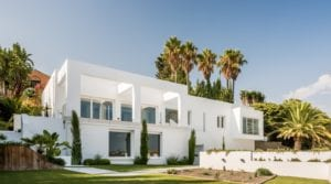 Benahavis.Modern villa for sale