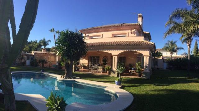 Bargain villa. New Golden Mile Estepona
