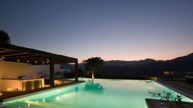 La Zagaleta modern villa with mountain views
