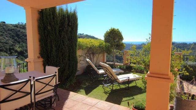 3 Terrace and garden s