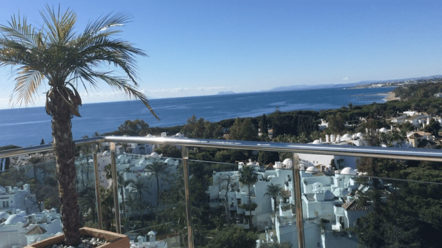 SOLD seek similar Dream Penthouse with sea views Golden Mile Marbella