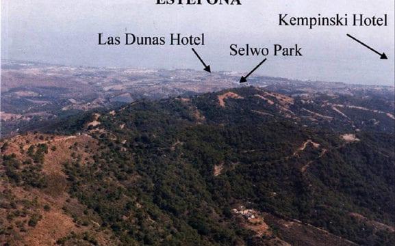 Estepona Finca. +600.000m2 with sea views