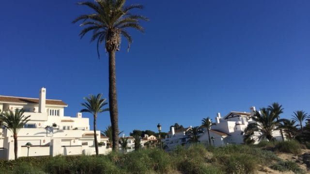 Los Monteros Palm beach apartments and penthouses for sale