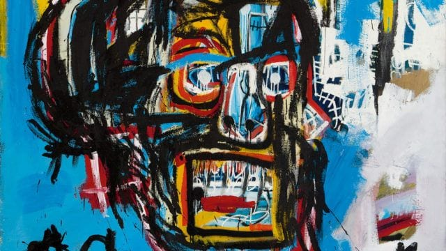 Jean Michel Basquiat art for sale and sold