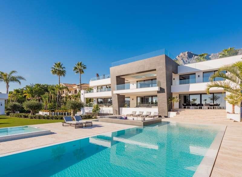 modern villas marbella then - photo #10