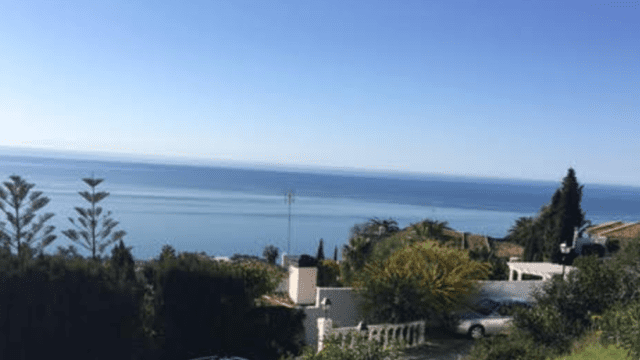 Benalmadena older Villa to reform, great sea views