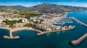 Puerto Banus Penthouse and boat for sale 495.000 euros