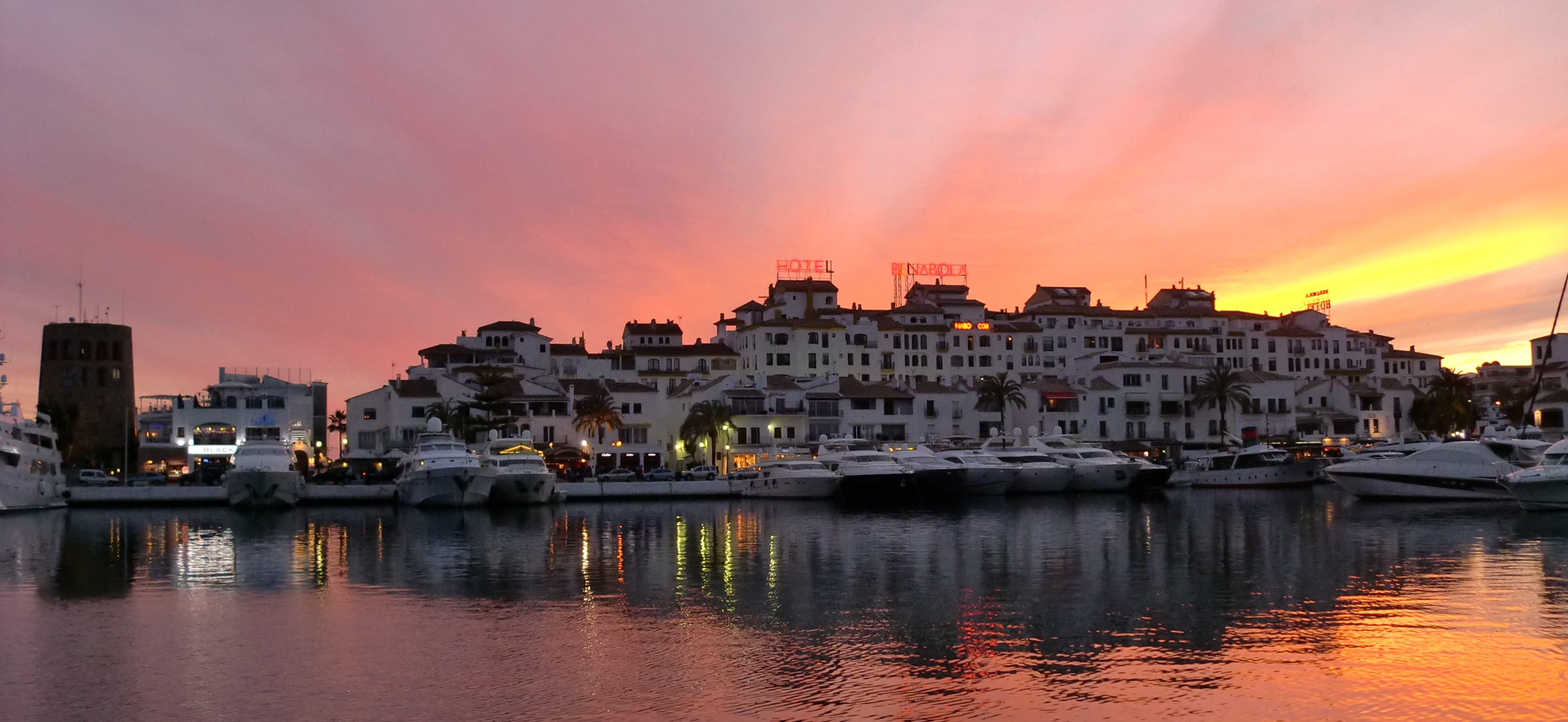 Puerto banus penthouse and boat for sale euros - Puerto banus marbella ...