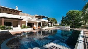 Marbella East 9bed villa for sale only 500m to the beach
