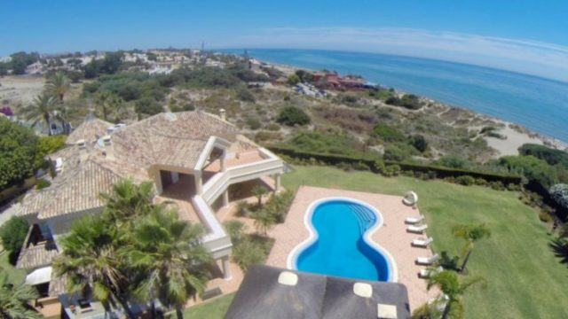 Marbella East 6 bed Villa with perfect sea views