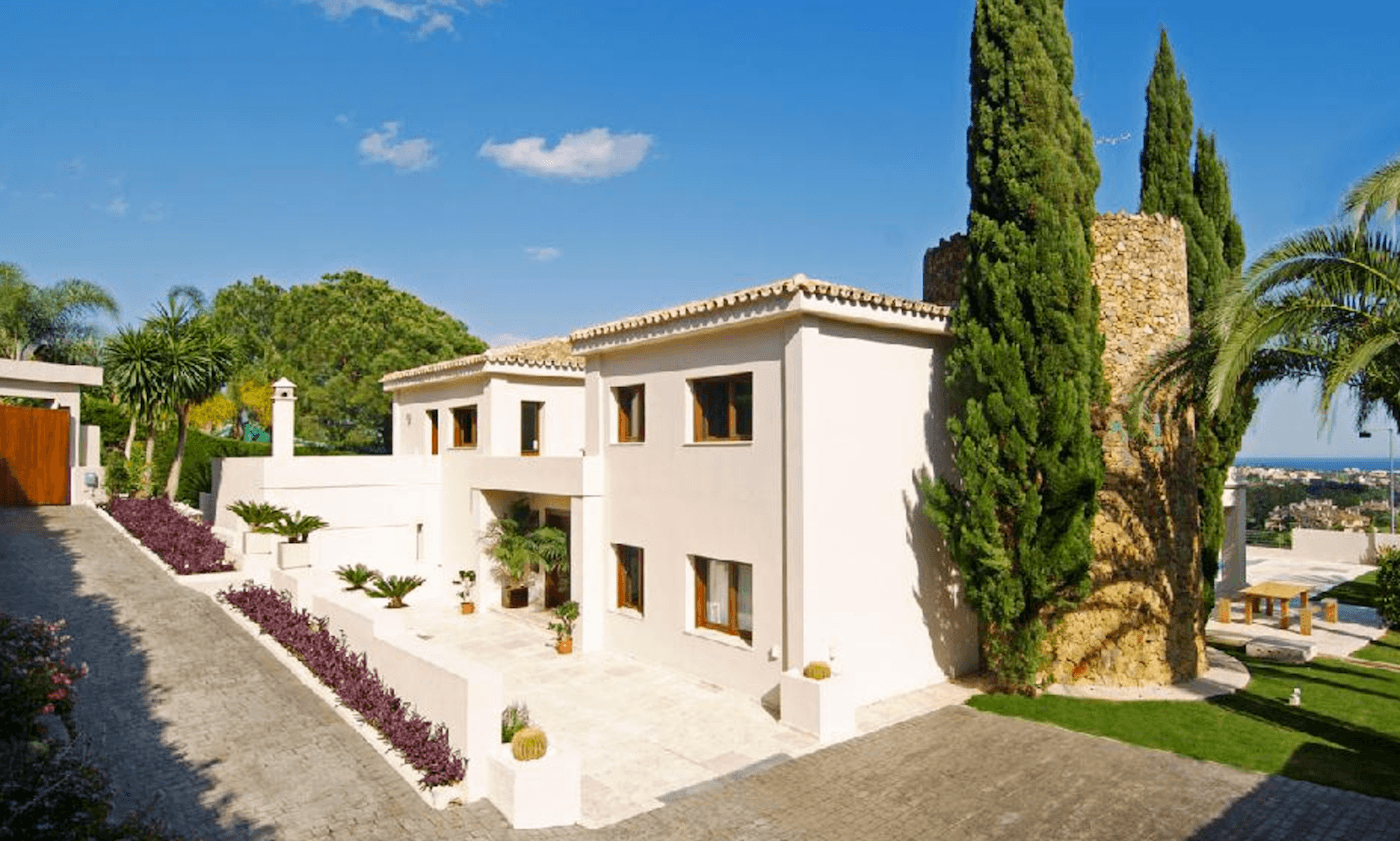 modern villas marbella then - photo #42