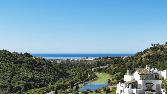 La Quinta reformed villa for sale with Sea views