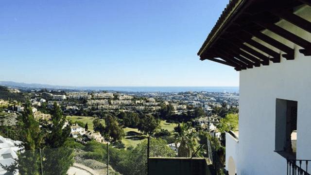 Benahavis unfinished villa for sale, panoramic views