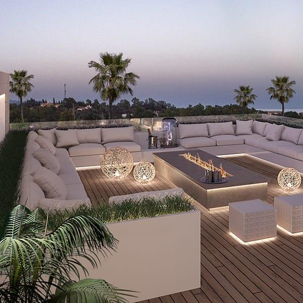 Golden Mile Marbella modern off-plan Apartments for sale ...