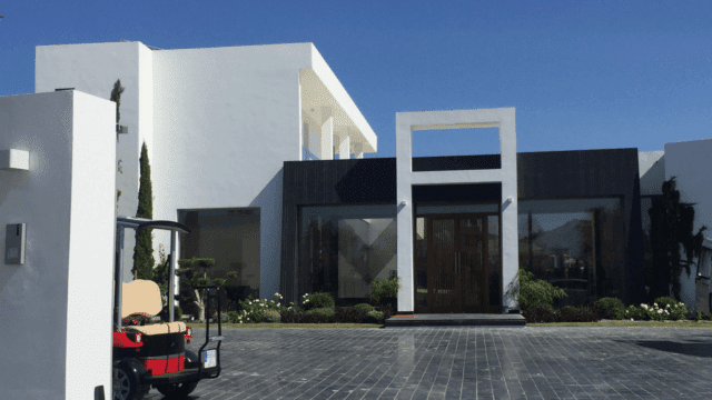 Reduced Benahavis Luxury new modern villa in gated community