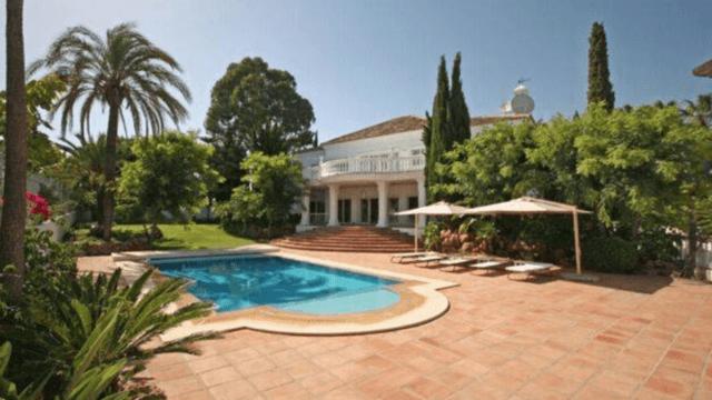 Puerto Banus villa sold at huge discount urgent