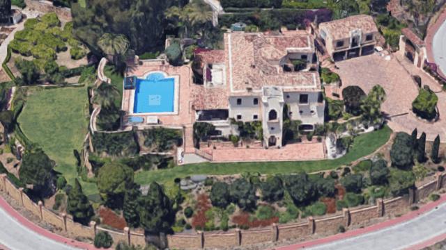Benahavis totally reformed luxury villa with panoramic views