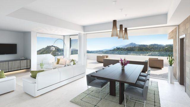 Benahavis : New 7bed contemporary villa for sale