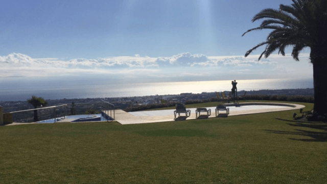 Reduced – Madronal Mansion with amazing Seaviews