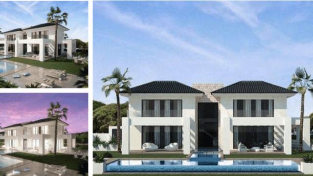 La Quinta – Modern villa for sale in gated community