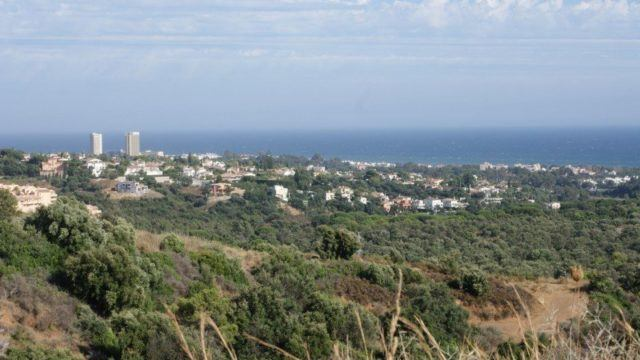 Marbella East – 155000 m2 Plot with Sea views