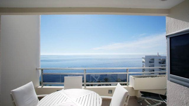 Marbella Beachfront 2 x Penthouse for sale with Sea views