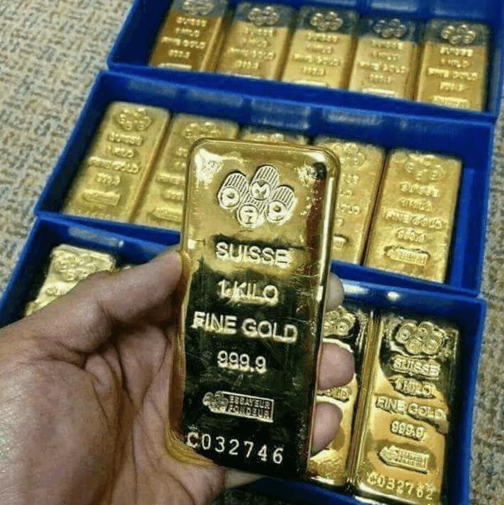Gold offers  Procedure INTERNATIONAL PRECIOUS METALS LEGISLATION